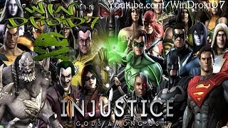 Injustice: Gods Among Us Para Android [Mod Oro Ilimitado