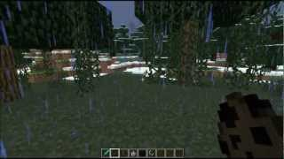 Minecraft Xbox 360 New Mobs (Bat, Witch, Wither Skeleton