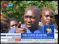 Leaders visit Keter the politicians who flocked the Muthaiga police station were furious
