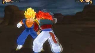 Dragon Ball Z Budokai Tenkaichi 3 Version Latino *Gogeta