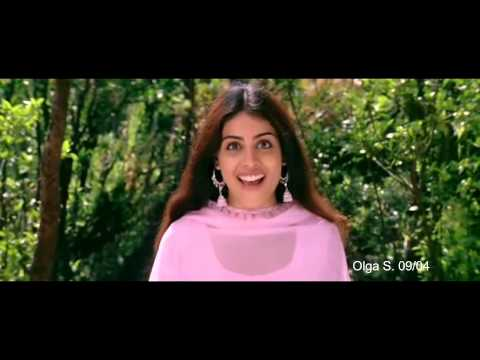 Ram Pothineni  - Genelia D'Souza ( song of love )