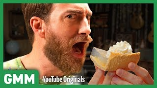 Clear Pumpkin Pie Taste Test