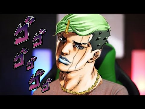 Is That A JoJo Reference?