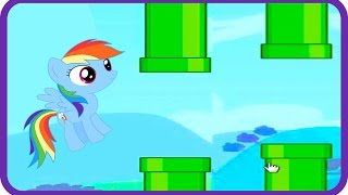 Flappy Little Pony #mylittlepony #Game #Online #Kids #