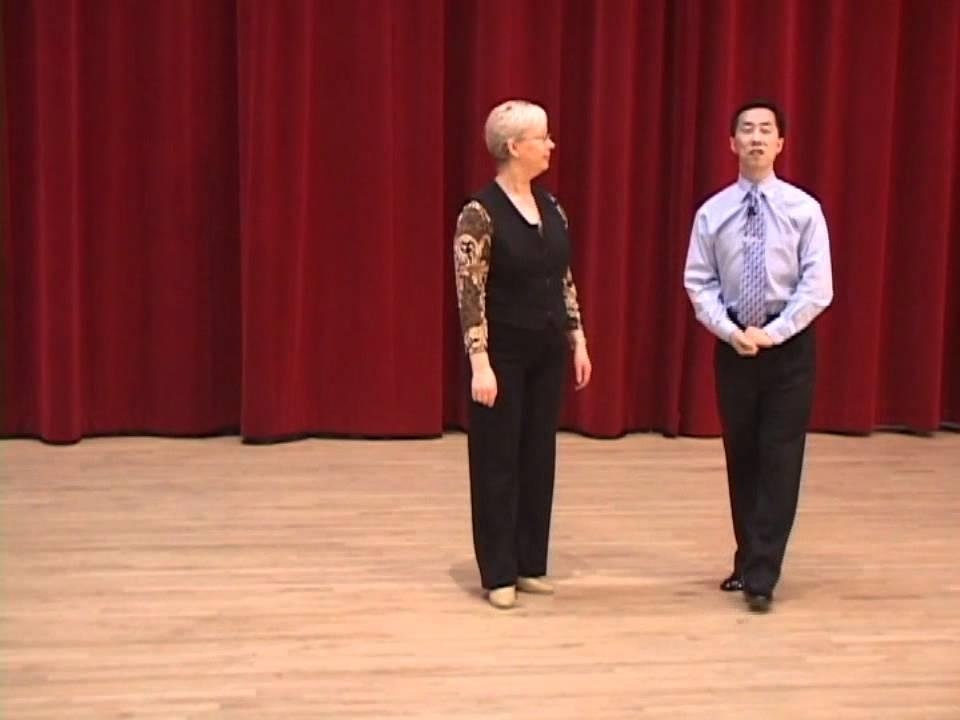 Maxresdefault on Basic Foxtrot Dance Steps