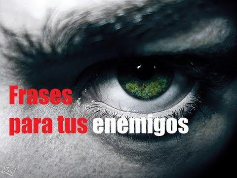 Frases para enemigos, Frases para ofender, Frases para envidiosas