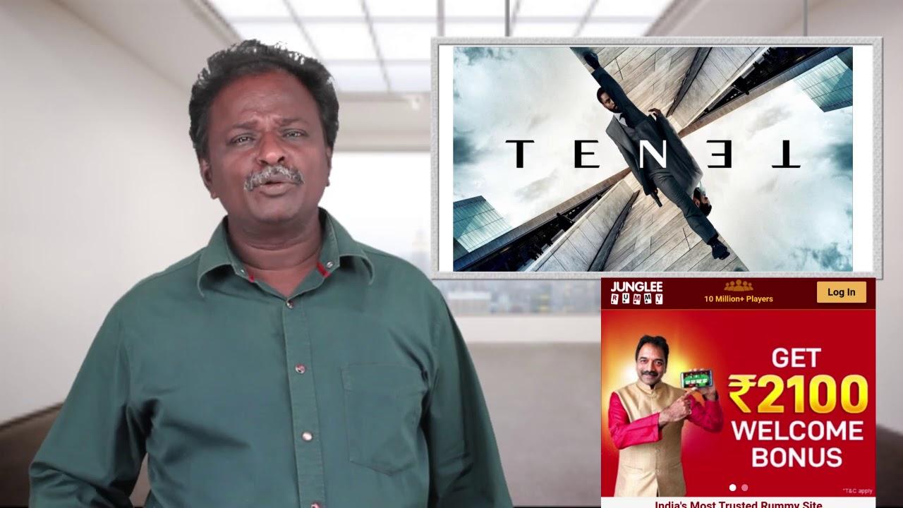 TENET Movie Review - Christopher Nolan - Tamil Talkies