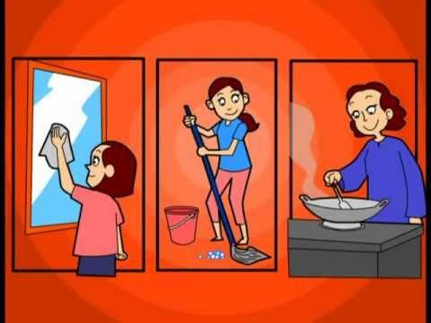 """video animasi """" CEGAH OBESITI """"  untuk NCD , KKM PUTRAJAYA"""
