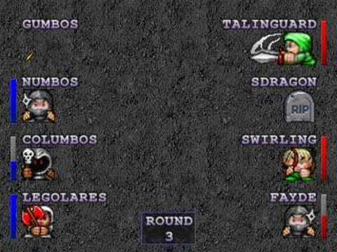 Warriors (Umbos Inc vs Bors Legends II)