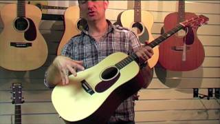 Martin DX1AE X-Series Acoustic Guitar Review Nevada