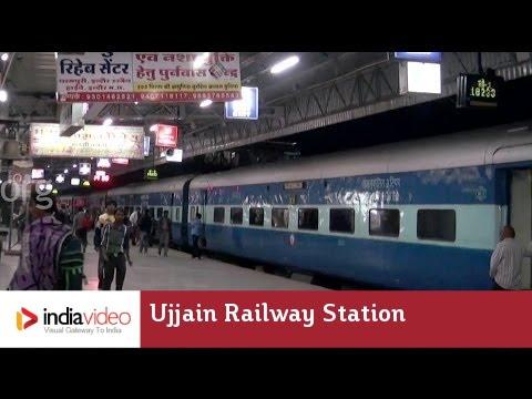 Ujjain Railway Station Madhya Pradesh