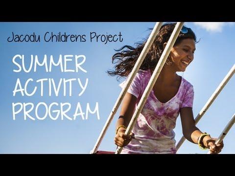 Jacodu Summer Activity Program