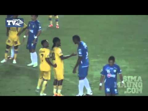 Highlight Persib vs Persiram