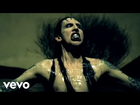 Marilyn Manson - Disposable Teens, Music video by Marilyn Manson performing Disposable Teens. (C) 2000 Nothing/Interscope Records