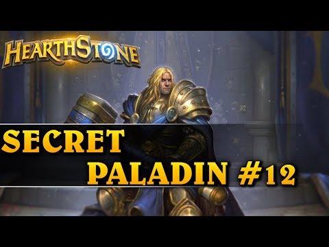 WRESZCIE DOSZEDŁEM! - SECRET PALADIN #12 - Hearthstone Decks wild