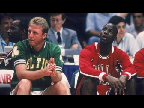 Larry Bird schools Michael Jordan (more highlights, less bias)