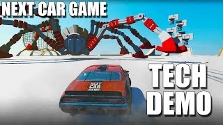 Next Car Game Full Tech Demo (PC)