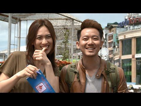 Teaser Lữ Khách 24h | Tập 344 | Minh An ghiền mì gõ rủ rê Phương Anh Đào trekking vào rừng nướng cá.