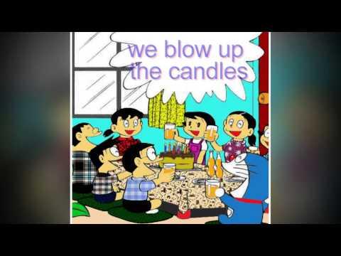 Khúc hát mừng sinh nhật doremon version