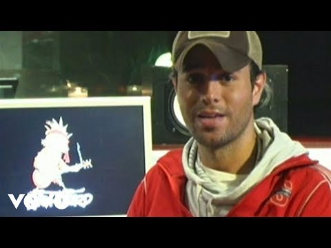 Enrique Iglesias - The Making Of Euphoria (Part 2)