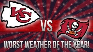 "MADDEN 25-WORST WEATHER OF THE YEAR ""MADDEN NFL 25"