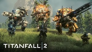 Titanfall 2 - Titan and Pilot Visual Customization