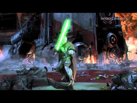 Star Wars The Old Republic Return Intro Cinematic Trailer - E3 2011 HD