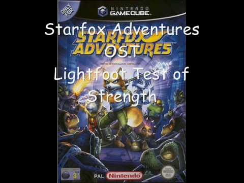 Starfox Adventures OST - Lightfoot Test of Strength