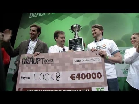The Disrupt Europe 2013 Startup Battlefield Winner Is... | Disrupt Europe 2013