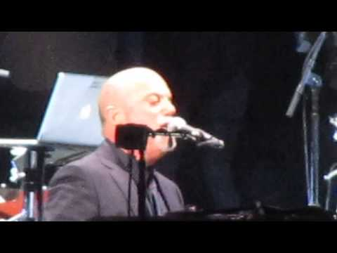 Only the Good Die Young - Billy Joel (Madison Square Garden 3/21/2014)