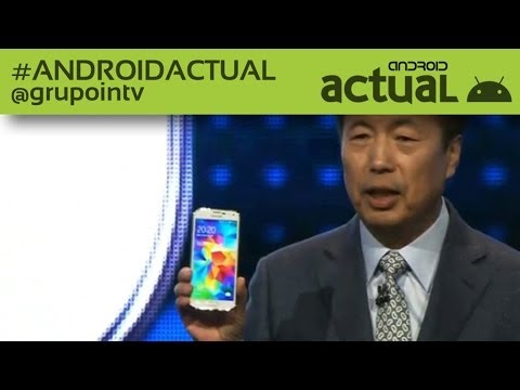 SAMSUNG GALAXY S5 - SAMSUNG UNPACKED 5 MOBILE WORLD CONGRESS 2014