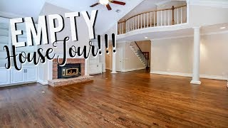 WE MOVED!!! | New Empty House Tour 2018! #HouseToHome