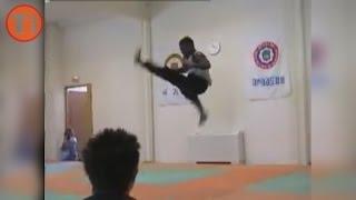 Capoeira Vs Taekwondo