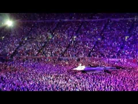 U2 - Ultra Violet (Light My Way) - Louisville, KY, Papa John's Stadium on June 16th 2017