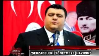 TAMER AKKAL ŞEHZADELER BELEDİYESİNE ADAYIM
