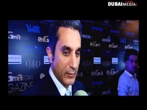 eniGma Star Dubai Launch Party on Dubai TV -         