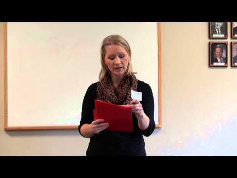 "Energy Management pt6  ""at peace"" Womens Retreat 2013"