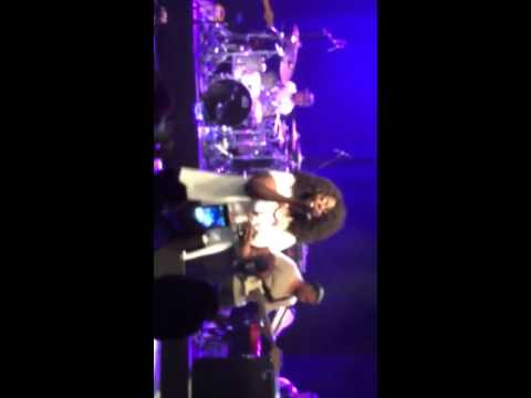 Angie stone concert in London