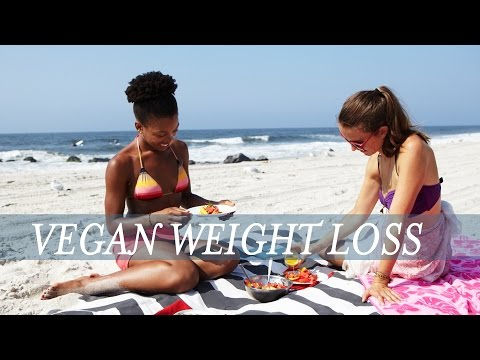 How to lose weight on a vegan diet