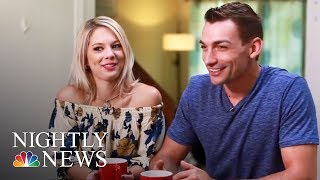 Married Figure Skating Couple Ready To Take The Ice In PyeongChang | NBC Nightly News