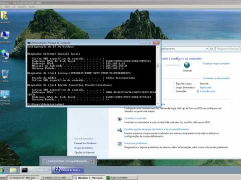 Aula 8 - Servidor DHCP no Windows Server 2003 R2