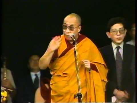 Dalai Lama - Eco 1992