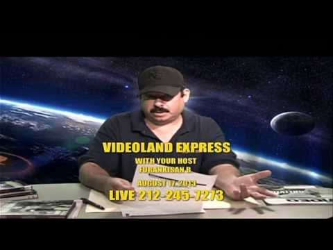 Videoland Express Live on MNN Episode 3