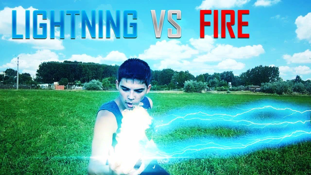 Lightning Vs Fire