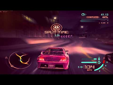 Need For Speed Carbon 1080p WIDE e ColorCorrection