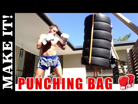 How to make punching bag detailed instructions youtube