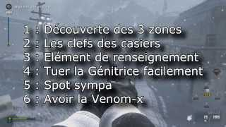 "[TUTO] COD Ghosts ""NIGHTFALL"" Extinction: Venom-X, Tué La"