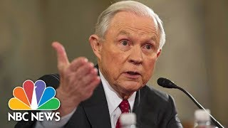 Attorney General Jeff Sessions Testifies Before Senate Intelligence Committee (Full) | NBC News
