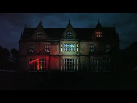 """The Elegant Lady"" a 3-D mapping building projection celebrating The Queen's Diamond Jubilee"