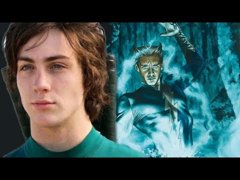 Avengers 2 Targets Aaron Taylor Johnson For Quicksilver, Aaron Taylor Johnson (Kick Ass 2) is wanted for Quicksilver in Joss Whedon's Avengers 2 movie. Evan Peters is playing the role in X-Men Days of Future Past. ...